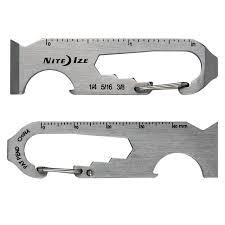 ≡ Карманный инструмент <b>Nite Ize DoohicKey</b> 6x – купить по ...