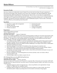 professional procurement director templates to showcase your resume templates procurement director
