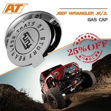Jeep Wrangler JK/JL <b>Fuel Tank</b> Door <b>Cover</b> Gas <b>Cap</b> – AgileTitan