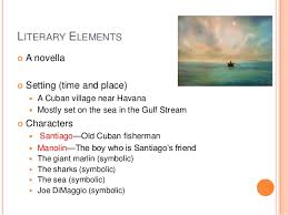 the old man and the sea critical review ppt