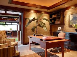 10 ways to go tropical for a relaxing and trendy home office_6 beautiful relaxing home office design idea