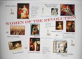 reflections on women of the revolution by julie congdon a reflections on women of the revolution by julie congdon this comment just in