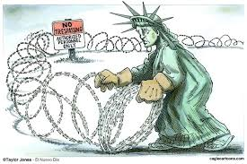 Image result for US 'Uses Terrorism CARTOON