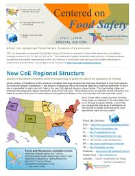 integrated food safety centers of excellence alt text