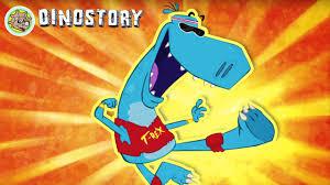 <b>T Rex</b> Song | <b>My</b> Name's <b>T Rex</b> | Plus More Dinosaur Songs for Kids ...