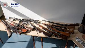 German government ′in the dark′ about <b>guns</b> and neo-Nazis ...