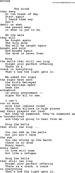 best ideas about leonard cohen lyrics leonard 17 best ideas about leonard cohen lyrics leonard cohen hallelujah lyrics and quotes about light