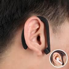2Pcs/1 <b>Pair</b> Colorful Rubber 3.8mm In ear Earphone Earbuds ...