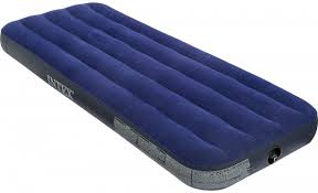 <b>Матрас надувной Intex</b> Classic Downy Bed JR.Twin Синий цвет ...