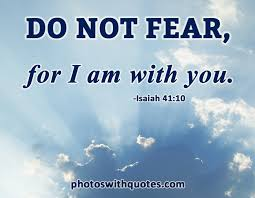 Bible Quotes About Fear. QuotesGram