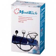 Купить <b>Тонометр Meditech</b> МТ-<b>10</b> механический от Медитех под ...
