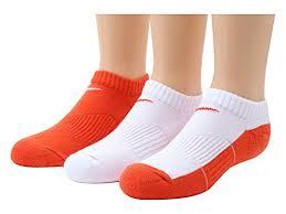 Buy <b>Kids</b>' Nike <b>Performance Cushion No</b>-Show Sock (3 Pair) at ...