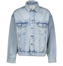 Men's Denim jacket | <b>LEVI'S MADE & CRAFTED</b> | 24S
