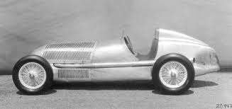 <b>Mercedes</b>-<b>Benz Silver</b> Arrows from 1934 to 1939