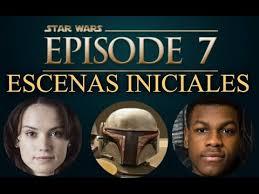 Resultado de imagen de star wars 7