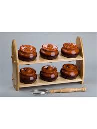 <b>Набор керамических горшков Вятская</b> керамика 6142057 в ...