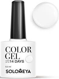 <b>Solomeya Гель-лак Color Gel</b>, тон Milk SCG154 (Молоко), 8,5 мл ...