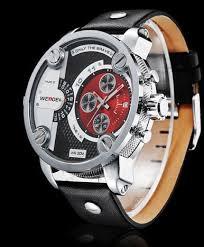 <b>Men</b> s <b>fashion sports watch</b> dual display multifunction LED ...