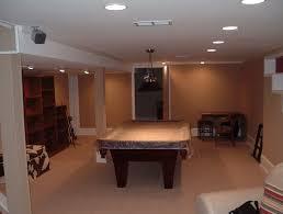 lighting ideas for basement. plush design ideas basement lighting low ceiling for