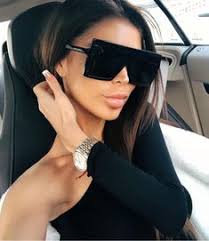 ttlife flat top oversized square sunglasses women gradient summer style classic sun glasses female big eyewear yjhh0149
