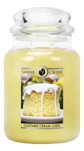 <b>Ароматическая свеча Custard</b> Cream Cake (Торт с заварным ...