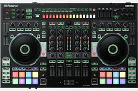 DJ-808 | DJ Controller - Roland