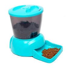 <b>Автоматическая кормушка Feed-Ex</b> PF7B Blue для животных ...