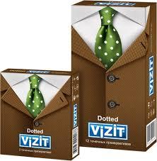 <b>Презервативы VIZIT Dotted</b> Точечные{{en:VIZIT Dotted}} — БОЛЕАР