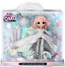 Купить <b>куклу LOL Surprise OMG</b> Winter Disco Cosmic Nova 561804