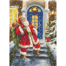 Gobelin <b>kit</b> Santa Claus <b>Luca</b>-<b>S</b> DIY Tapestry <b>kit</b> Hand embroidery ...