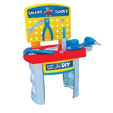 <b>Набор инструментов Terides</b> 35 предметов и верстак на ножках ...