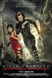 'Resident Evil: Retribution'