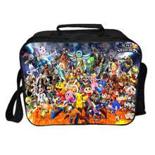 Супер Марио <b>Smash</b> Bros Покемон сумки для обедов ...