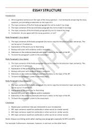 vce english language essay structure