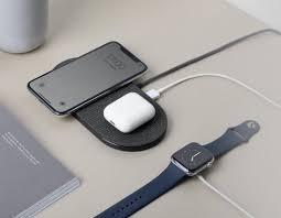 Купить Беспроводное <b>зарядное</b> устройство <b>Native</b> Union Drop XL ...