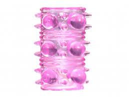 <b>Насадка на пенис</b> Rings Armour pink 0115-11Lola - Инспирит ...