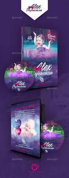 baby event dvd cover templates by grafilker graphicriver baby event dvd cover templates cd dvd artwork print templates