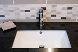 bathroom sink drop in