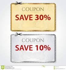coupon tag cut off template gold pattern stock image print coupon tag cut off template pattern royalty stock images