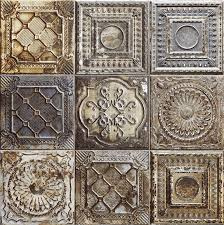 <b>Керамическая плитка Mainzu Tin-Tile</b> Rusty Mix настенная 20х20 ...