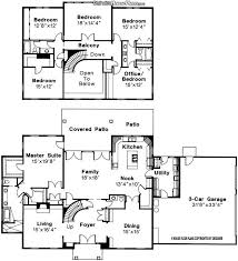 bed   bath story house plan turn     X       quot  bedroom into a     bed   bath story house plan turn     X       quot  bedroom into a movie room and the       quot X      bedroom into the office   House Plans   Pinterest   Bed  amp  Bath