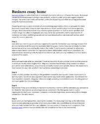principles of business management papers with principles of