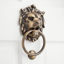 <b>Brass Door</b> Knockers | Signature <b>Hardware</b>