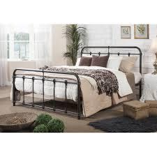 piece emmaline upholstered panel bedroom: danae platform bed mandybmetalbplatformbbed fullbsize danae platform bed