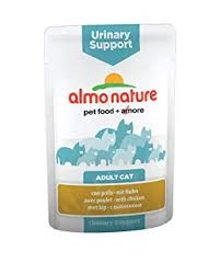 <b>Almo Nature</b> Cat <b>Functional</b> Pouch Urinary Support with Chicken, 30 ...