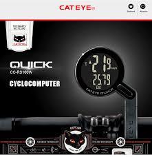 CATEYE <b>Bicycle Computer Bike</b> Strava Wireless <b>Speedometer</b> ...