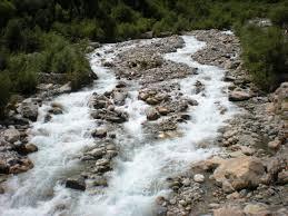 ladakh the sunlit window a river runs through it
