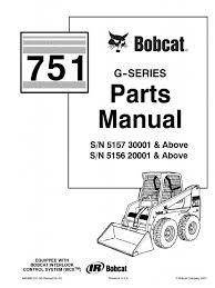 bobcat s wiring diagram bobcat image wiring diagram pdf bobcat 751 parts manual sn 515730001 and above sn 515620001 on bobcat s250 wiring diagram