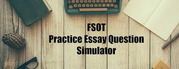 fsot practice essay question simulator   path to foreign service fsot practice essay question simulator