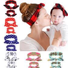 Brand New 2019 <b>2Pcs</b>/<b>Set</b> Mom Mother & Daughter Kids <b>Baby</b> Girl ...